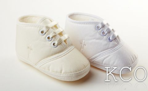 Style FJS015 white~ Boys Shoes